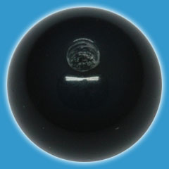 Darkside Black Acrylic Ball