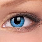ColourVue Solar-Blue Contact Lenses