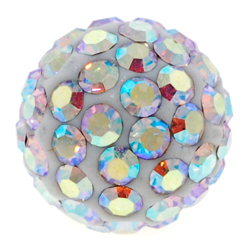 Crystal Cluster Ball