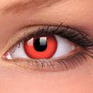 Devil Red Contact Lenses