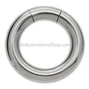 6mm Steel Smooth Segment Ring
