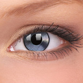 Mirrored Contact Lens