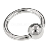Steel Ear Cartilage Ring