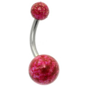 Marbled Pink Belly Bar