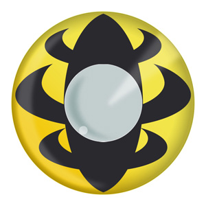 Insectoid Costume Contact Lenses
