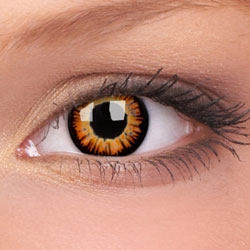 Twilight Colored Contact Lenses