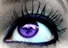 The Power Within ~Open~ Violet-contact-lenses