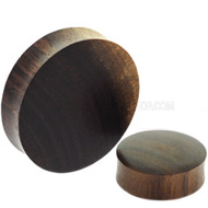 Sono Wood Flesh Plugs