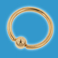 18ct Gold BCR