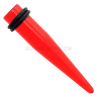 Red UV Stretching Taper