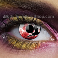 Vampire Moon Gothic Contact Lenses