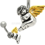Sleeping Angel Belly Bar