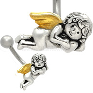 Sleepy Heart Angel Belly Bar