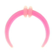 Pink UV Stretching Crescent