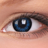Cool Blue Contact Lenses