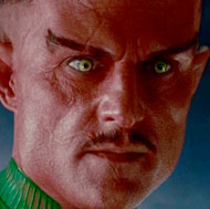 Sinestro Contact Lenses