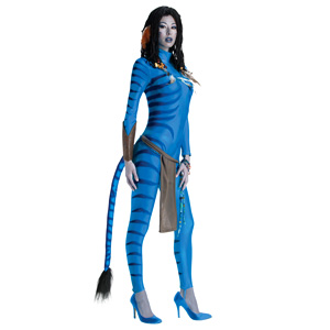 Neytir Avatar Fancy Dress Outfit