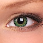 Green 3 Tone Contact Lenses