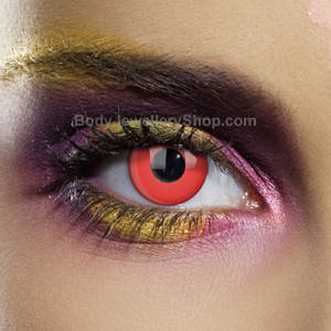 Red Devil Contact Lenses