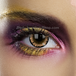 Big Eye Dolly Eye Hazel Contact Lenses