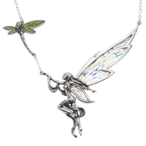 Alchemy Gothic A Fairys Dream Necklace