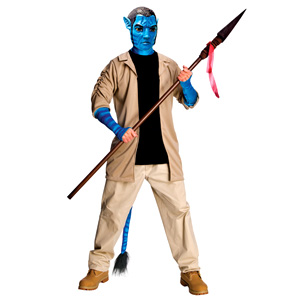 Jake Sully Avatar Costume