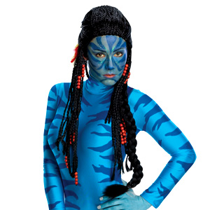 Neytiri Avatar Costume. Neytiri Wig  sc 1 st  Body Jewellery Shop Blog & Avatar fancy dress Archives - Body Jewellery Shop Blog