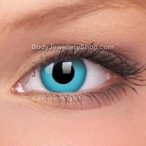 Sky Blue Contact Lenses