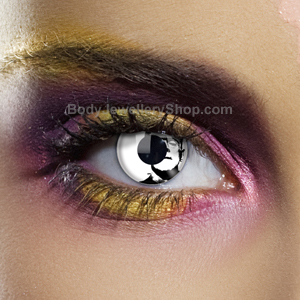 Frankenstein Face Contact Lenses