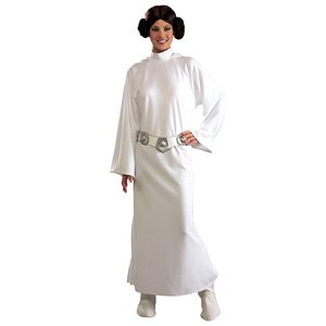 Princess Leia Deluxe Star Wars Outfit