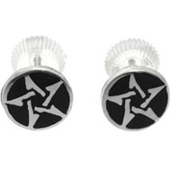 Alchemy Gothic Pentanoir Earrings
