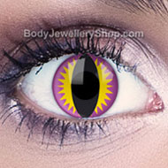 Dragon Violet Contact Lenses