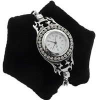 Barbarella Crystal Alchemy Gothic Watch