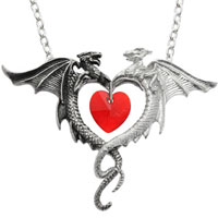 Coeur Savage Gothic Jewellery Necklace
