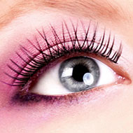 Central Crisscross Natural False Eyelashes