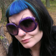 Manic Panic Hair Dye Shocking Blue