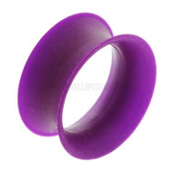 Purple UV Silicone Eyelet