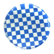 Blue Checkerboard Stretching Jewellery