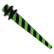 Green UV Stretching Taper