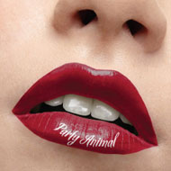 Party Animal Temporary Lip Tattoo