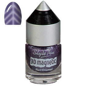 Purple Pine Magnetic Nail Polish