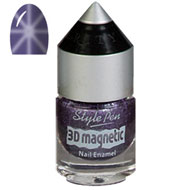 Purple Star Magnetic Nail Polish