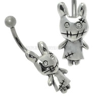 Bunny Zombie Belly Bar