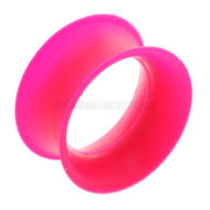 Kaos Silicone Hollow Large Gauge Plug