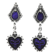 Alchemy Gothic Mirror of the Soul Earrings