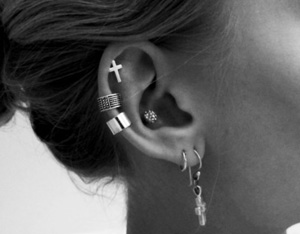How To Care For Ear Piercings