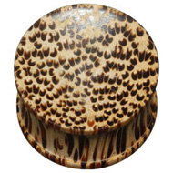 Coconut Wooden Flesh Plug