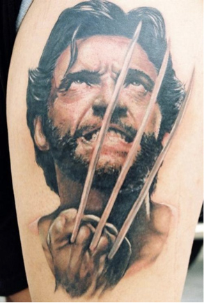 Best Wolverine Tattoos 1