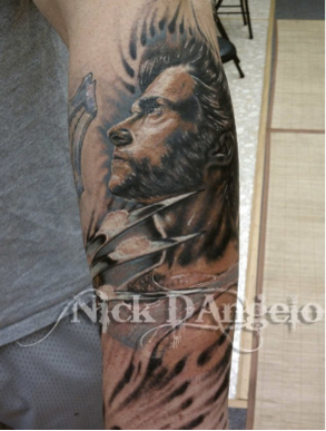 Best Wolverine Tattoos 3