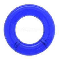Blue UV Segment Closure Ring